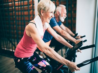 Keeping active with hearing aids